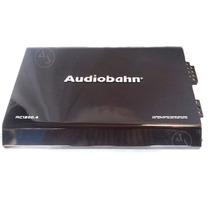 Amplificador Audiobahn De 4 Canales 2400w Mod.ac1200.4