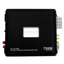 Amplificador Audiolabs 4 Canales Xover Classd