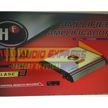 Amplificador Hf Audio Clase D 1500 Watts 1 Canal Para Spl