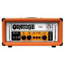 Amplificador Cabezal Orange Or50h 100% Bulbos, Nuevo