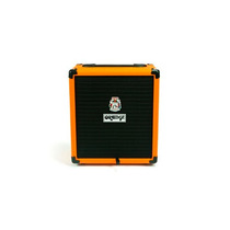 Combo Orange Crush Pix Para Bajo Eléctrico 25w 1x8 Cr25bxt