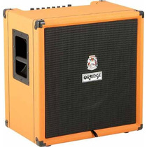 Orange Crush 100 Wats Para Bajo Electrico