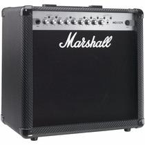 Amplificador Combo Marshall Mg50 Cfx Con Efectos