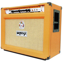 Combo Guitarra Electrica Orange Rock 50w,2x12 , Rk50c212