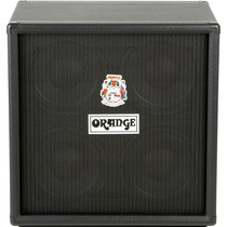 Bafle Orange Bajo Elec. 0bc 600w.4x10 , Obc410hblk