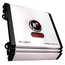 Amplificador 2 Canales 500w Hf-1200.2