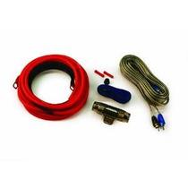Kit Kicker 09dck8 D-series Amplificador 8awg Con 2 Canales I