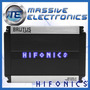 Amplificador Hifonics Brutus Elite 4ch Be500.4 Clase Ab 2014