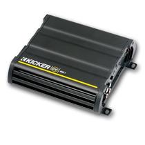 Amplificador Kicker 1 Canal Cx600.1 P Woofer 1200w Clase D