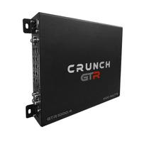 Amplificador 1000w Crunch Gtr 1000.4 Canales Bocinas Bajos