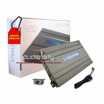 Amplificador Clase D Steelpro Exact1.750d 750 Watts 1 Canal