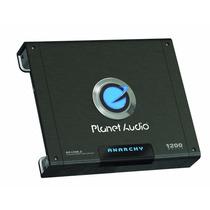 Amplificador Planet Audio Ac1200.2 600w 2ch- Envio Gratis!