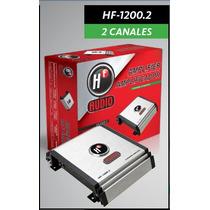 Amplificador Para Auto Hf 1200.2