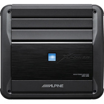 Alpine Mrx-m55 550 Watts Rms 2 Ohms Mono Case D
