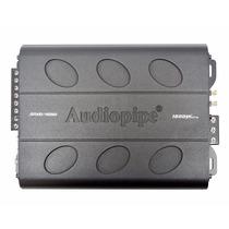 Mini Amplificador Mtx Audiopipe Apmi-4080 4ch A/b 1200 Watts
