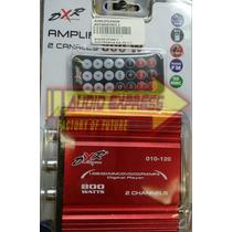 Amplificador Usb/sd/dvd/cd/fm/mp3 Display Dxr010165
