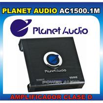 Amplificador Planet Audio Clase D 1500 Watts Nuevo
