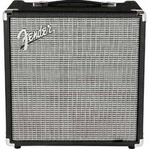 Combo Fender Rumble 25 (v3) 120v Black/silver