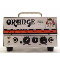 Amplificador Orange Micro Terror Mt20 P Guitarra A Bulbos