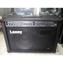 Amplificador De Guitarra Laney Gc80a Ingles