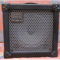 Amplificados Roland Cube-15 Para Guitarra - Fender Peavy