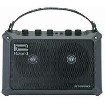 Roland Mobile Cube Combo De Usos Multiples De 5 W