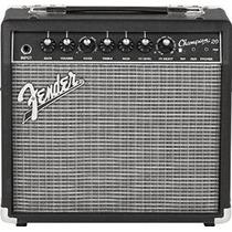 Campeón Fender 20-20 Vatios Amplificador De Guitarra Eléctri