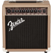 Tb Fender Acoustasonic 15 1x6-inch 15-watt Portable