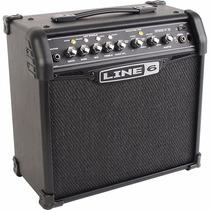 Line 6 Amplificador Combo De Guitarra Spider Iv 15