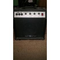 Amplificador De Bajo Hunigton De 10 Watts