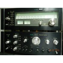 Sansui , Amplificador Au-9900 Y Tuner Tu-9900