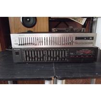 Technics Ecualizador De 7 Bandas Por Canal Modelo.sh-8027