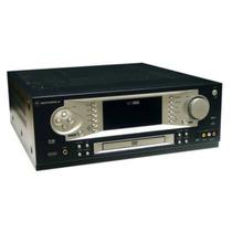 Home Theater Motorola Dcp501 Remato Amplificador Todo En Uno