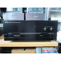 Amplificador Denon Poa 2400 Yamaha Rotel Nad Onkyo Sansui