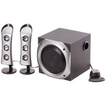 Sistema De Audio Estéreo 2,1 Canales