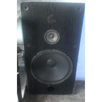 Amplificador Kenwood Con Sus Bafles Originales
