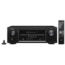 Receiver Av Denon Avr-s500bt Bluetooth Open Box Refabricado