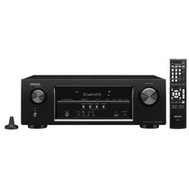 Recibidor Denon Avr-s510bt 5.2 Channel Completa 4k Ultra Hd