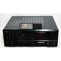 Amplificador Denon Avr 1802 115w 8ohm 5.1 Control Remoto