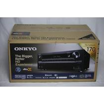 Receptor Recibidor Onkyo Tx-nr646 7.2 Canales Lo Mas Nuevo
