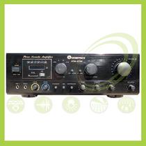 Amplificador Estero Usb Soundtrack Sta-3700 - Winners