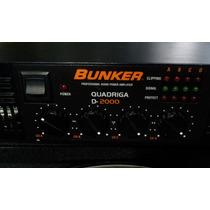 Bunker D-2000 $a Tratar$