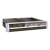Crown Macro Tech 3600vz Amplificador