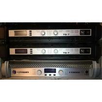 Amplificadores Electrovoice Mod. Tg-7