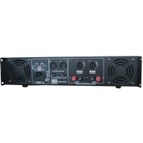 Amplificador Musysic 2 Channel 2000w Professional