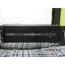 Amplificador Crest Audio Vs900 Para Yamaha Das Peavey Crown