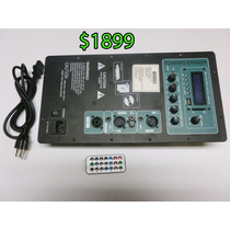 Amplificador Modulo Consola Para Audio Potente Usb Sd Mp3etc