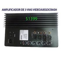 Amplificador Modulo Consola Para Audio, Sonidos Rockolas Etc