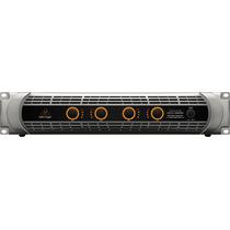 Behringer Nu46000 Amplificador De Potencia Para Pa De 4 Ch.