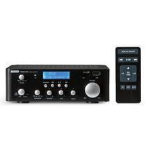 Amplificador Estereo Audio Profesional As 24u Fonestar